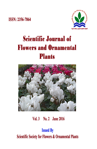 Scientific Journal of Flowers and Ornamental Plants